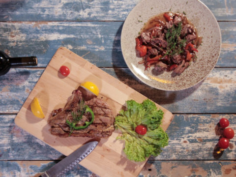 grieks koken Mediterrane gerechten