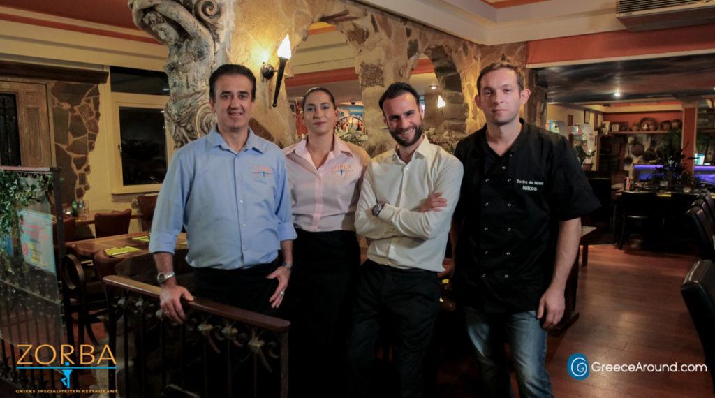 grieks restaurant Zorba de Griek